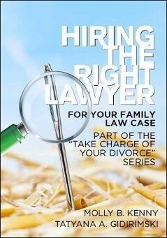 Our Free Book Offers Criteria to Help You Choose a Lawyer That's Right for You