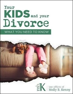 Learn to Tell If Your Kids Are Coping with Your Divorce by Reading This Free eBook
