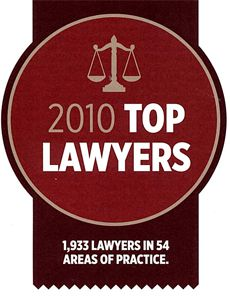 Seattle's Top Lawyers 2010